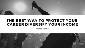The best way to protect your career diversify your Income